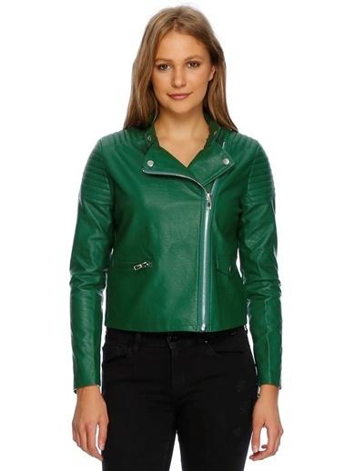 Missguided Ceket Yeşil